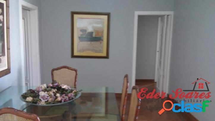 Apartamento mobiliado para locação no Ed. Classic -