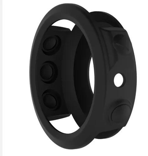 Capa Case Protetora Silicone Para Garmin Fenix 5s +