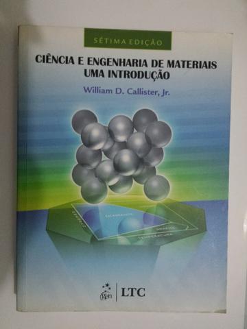 Ciencias E Engenharia De Materias - Uma Introducao - 7ª Ed