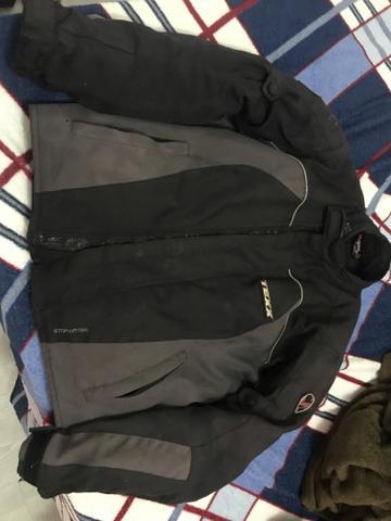 Jaqueta de moto Texx tamanho L