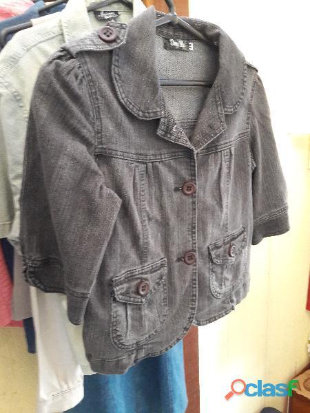 Lote de roupas jeans 100 peças