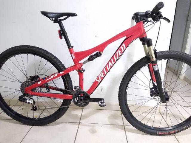 Specialized Epic comp FSR full suspension 29' - tam M -sram