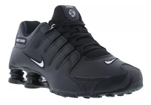 Tenis Nike Shox Nz 501524 091 Original C Nota Fiscal