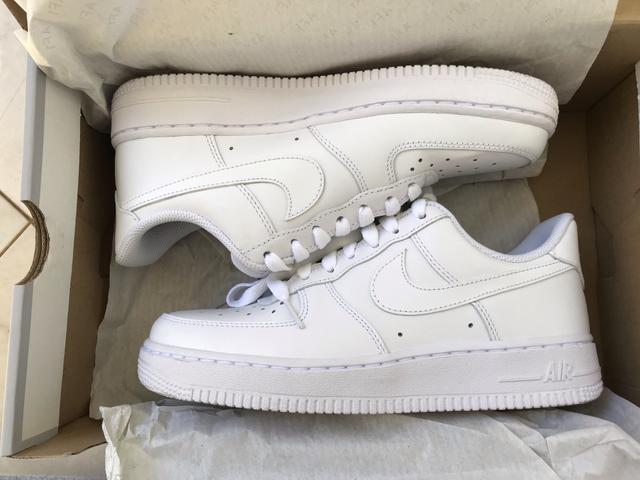 Tênis Nike Air Force 1 Feminino Original Usado