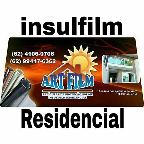 Toda linha de Insulfilm em promoção confira vários