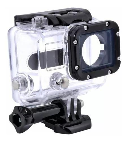 Caixa Capa Case Protetora Acrilico Gopro Hero 3 3+ 4 5