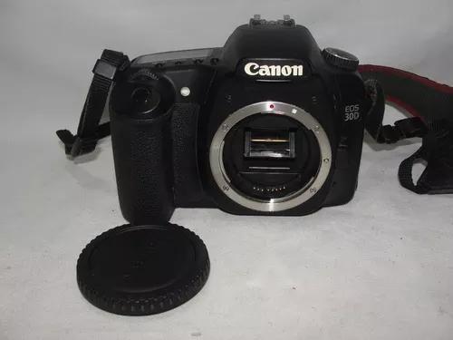 Camera Canon Eos 30d - Só Corpo S