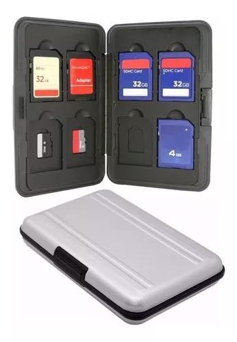 Case De Aluminio Porta Cartão M