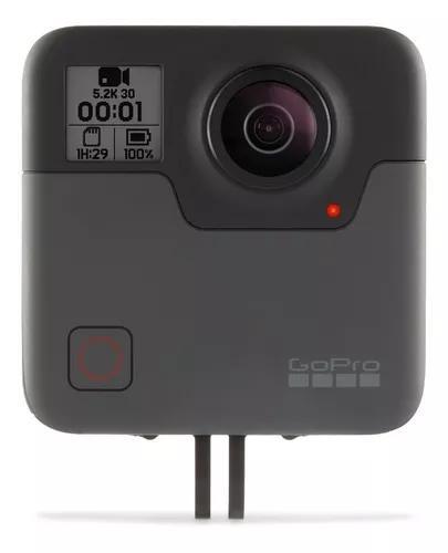 Câmera De Ação Gopro Fusion Garantia S