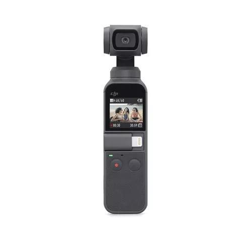 Dji Osmo Pocket 4k Gimbal Camera Filmadora Digital