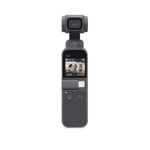 Dji Osmo Pocket Câmera Digital 4k Com Nota Fiscal