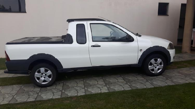 Fiat Strada Working 1.4 CE - 2012