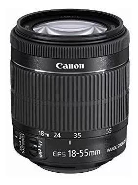 Lente Canon 18-55mm F/3.5-5.6 Is Stm - Pronta Entrega