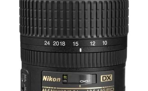 Lente Nikon 10-24mm F/3.5-4.5g Af-s Dx Garantia 1 Ano Nfe