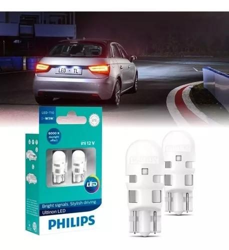 Lâmpada Philips Pingo Led Ultinon 6000k W5w T10 Super