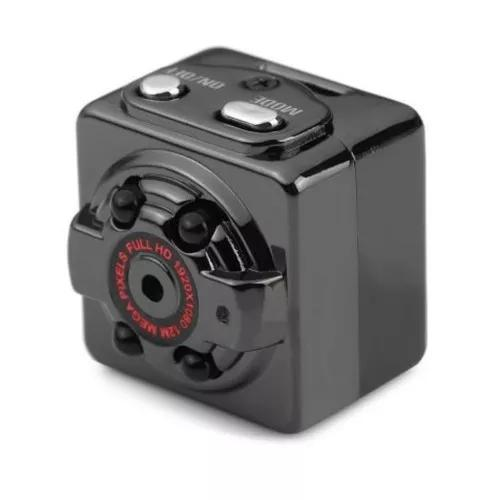 Mini Câmera Espiã Visão Noturna Sq08 Full Hd 1080p