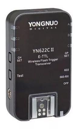 Radio Flash Yongnuo Yn 622c Para Canon (unitario) Nfe