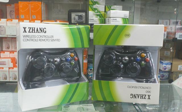 Controle para Xbox 360 Com fio / sem fio