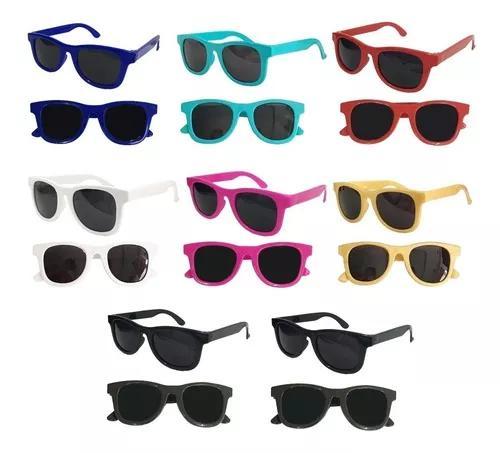 Kit 2 Óculos Sol Infantil Criança Unissex Uv400 Promoção