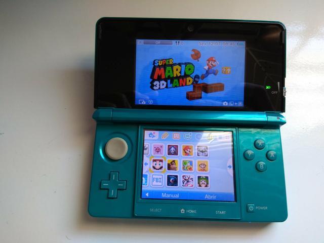 Nintendo 3ds Destravado Troco por PS Vita