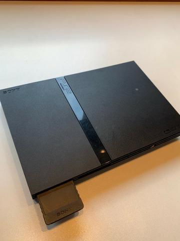 PS2 PlayStation 2 Slim Usado Desbloqueado