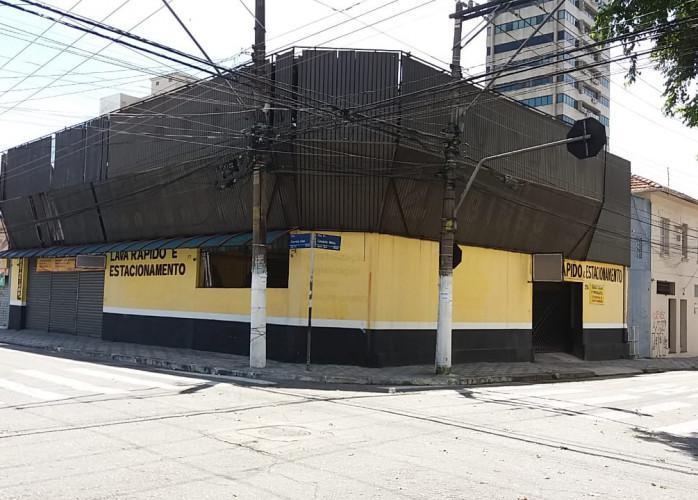 Prédio Comercial 600 m² no Centro de Santo André.