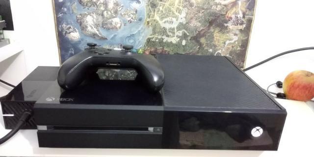 Xbox One + 8 Jogos Originais