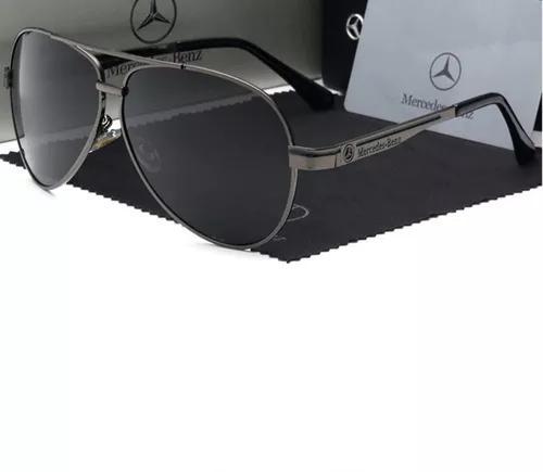 culos Sol Masculino Polarizado Mercedes Benz Uv400