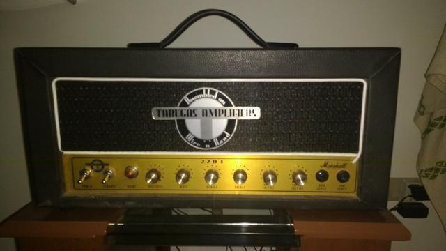 Amplificador Handmade Marshall JCM
