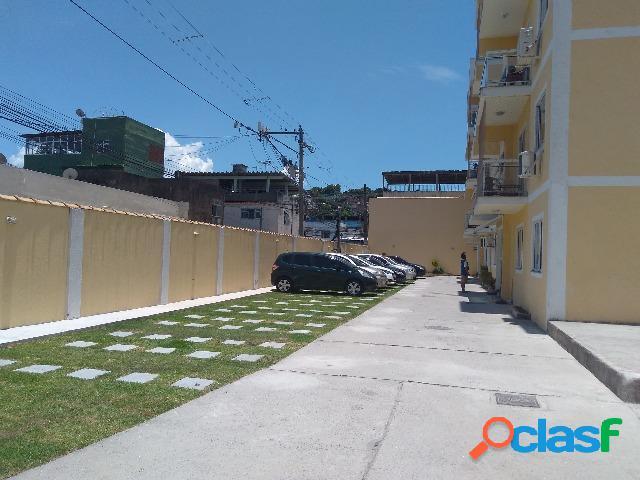 Apartamento com 2 dorms em São Gonçalo - Porto da Pedra
