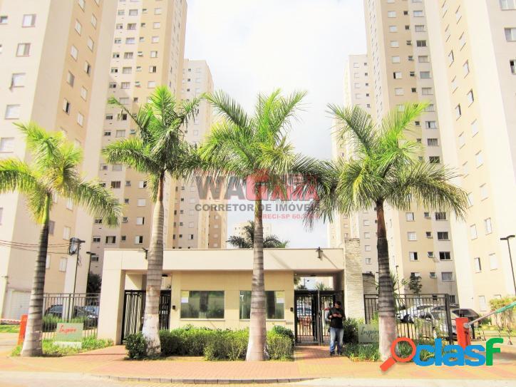 Apartamento no Centro, Barueri, 2 Quartos com 1 Vaga