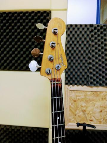 Baixo fender jazz bass Southern cross
