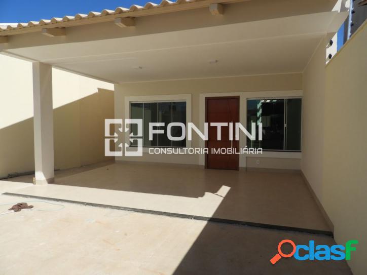 Casa a venda em Palmas, 3/4 com 2 suítes, 128m², R$ 330