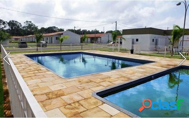Casa com 2 dorms em Ananindeua - Centro por 40 mil para