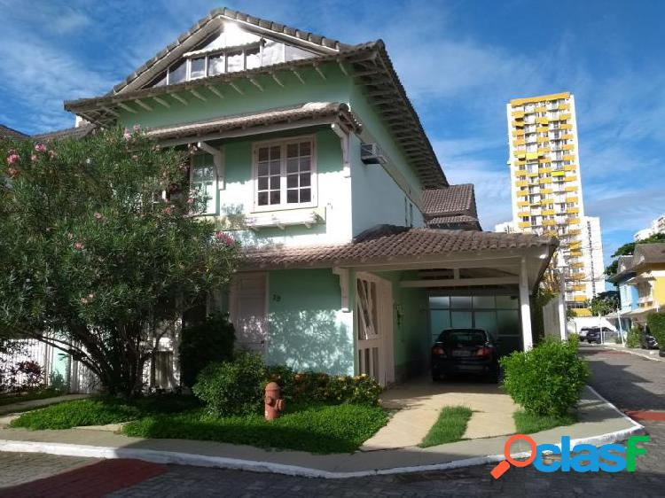 Casa em Condomínio em Rio de Janeiro - Barra da Tijuca por