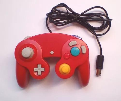 Controle Para Gamecube E Nintendo Wii