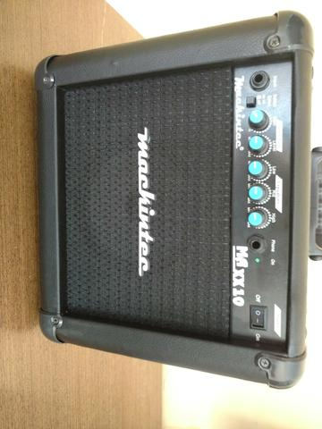 Cubo Amplificador de Guitarra Maxx10 Mackintec + Cabo 5m