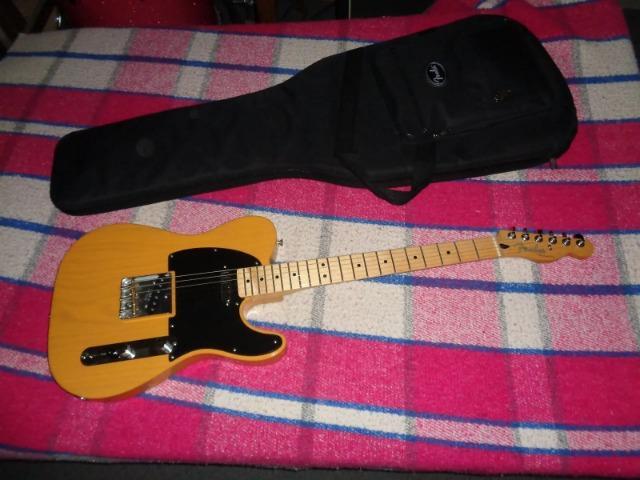 Guitarra Fender Telecaster Butterscotch FSR