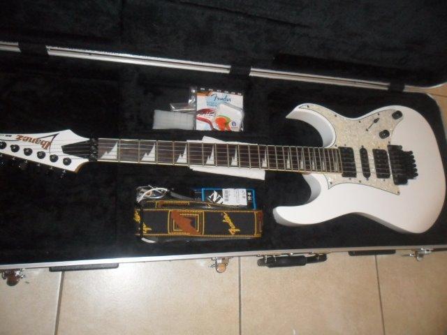 Guitarra Ibanez RG 350
