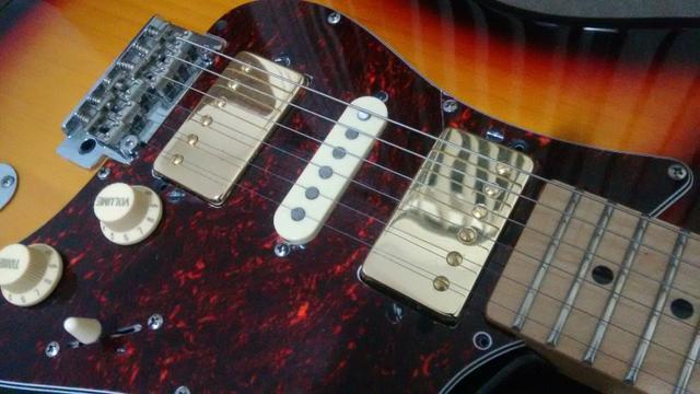 Guitarra Tagima T635 aceito guitarra menor valor ou