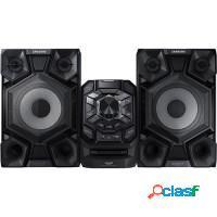 MINI SYSTEM SAMSUNG TURBOSOUND 2xUSB AM/FM/CD 800w
