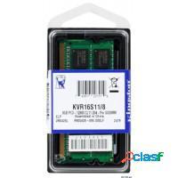 PLACA DE MEMÓRIA 8GB NOTEBOOK 1600 MHz DDR3 - KIN