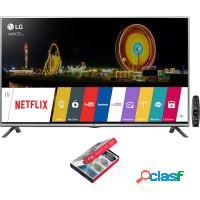 SMART TV 3D 42 LED LG FULL HD HDMI USB WIFI CONVER