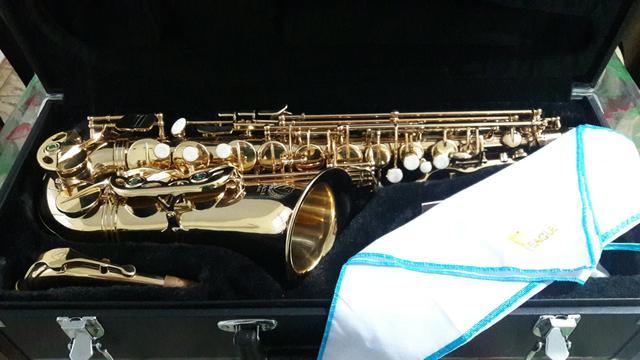 Sax alto Eagle Sa 501 novíssimo