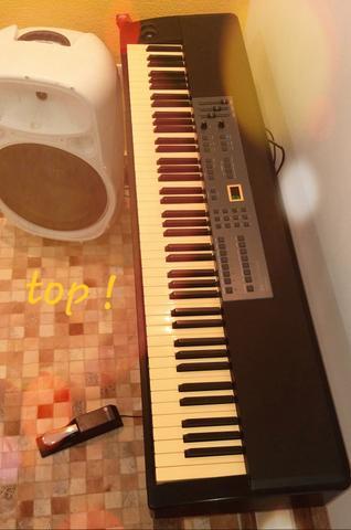 Teclado m-audio prokeys 88