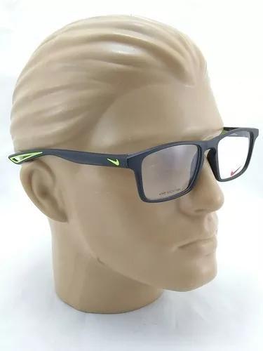 Armação Óculos De Grau Nike 145 C 6 + Brinde Lindo Estojo