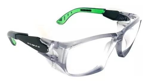Armação Óculos Proteção Para Lentes De Grau Univet 5x9