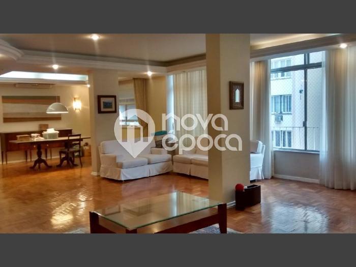 Copacabana, 4 quartos, 1 vaga, 200 m² Rua Xavier da