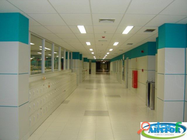 Forro Gesso, Forro PVC, Forro Isopor em Interlagos, Forro