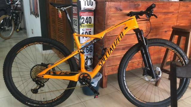 Specialized Epic FSR Pro World Cup  - Tamanho L